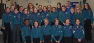 Scout Uniform Photo
