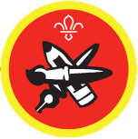 Cub artist badge