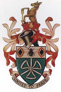 Bedworth Coat of Arms